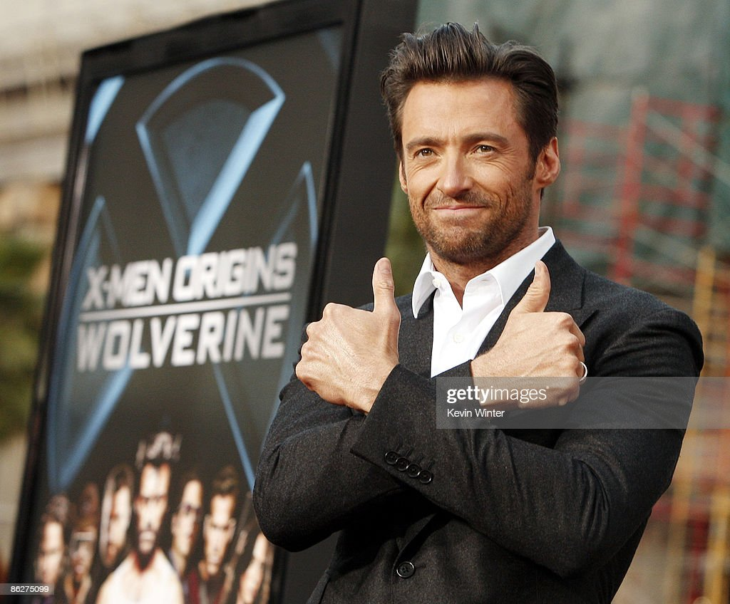 "Screening of 20th Century Fox's ""X-Men Origins: Wolverine"" - Arrivals : News Photo"