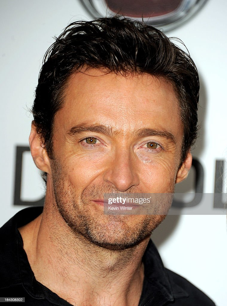 Actor Hugh Jackman attends 'Hugh Jackman..One Night Only' benefiting the MPTF at the Dolby Theatre on October 12, 2013 in Los Angeles, California.