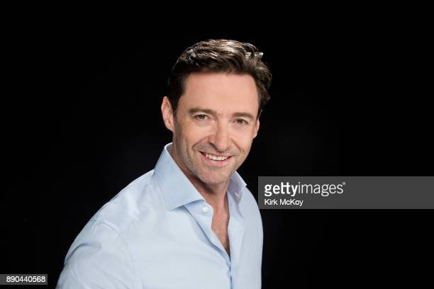 Actor Hugh Jackman is photographed for Los Angeles Times on November 10 2017 in Los Angeles California PUBLISHED IMAGE CREDIT MUST READ Kirk...