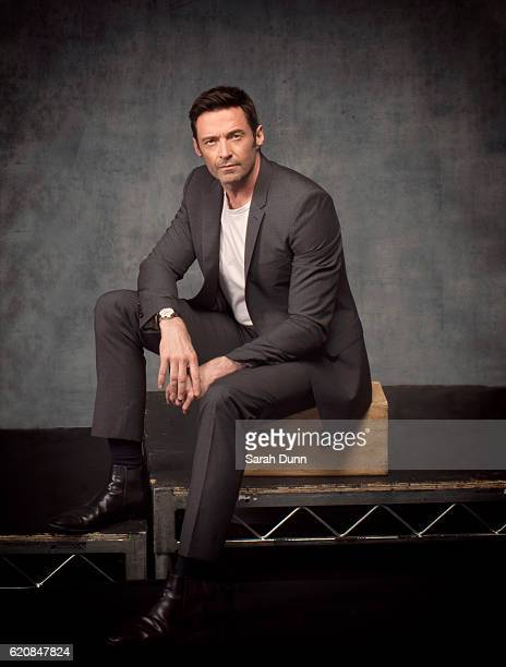 Actor Hugh Jackman is photographed on July 21 2015 in Los Angeles California