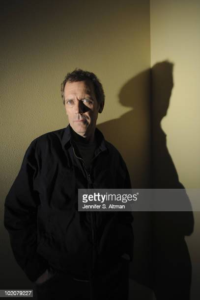 Actor Hugh Laurie is photographed for the Los Angeles Times