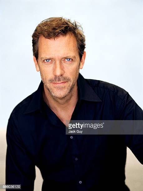 Actor Hugh Laurie is photographed for TV Guide in 2006 COVER IMAGE