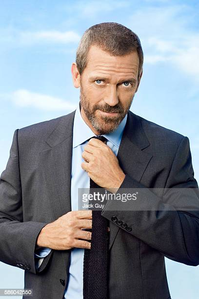 Actor Hugh Laurie is photographed for TV Guide Magazine in 2009 COVER IMAGE