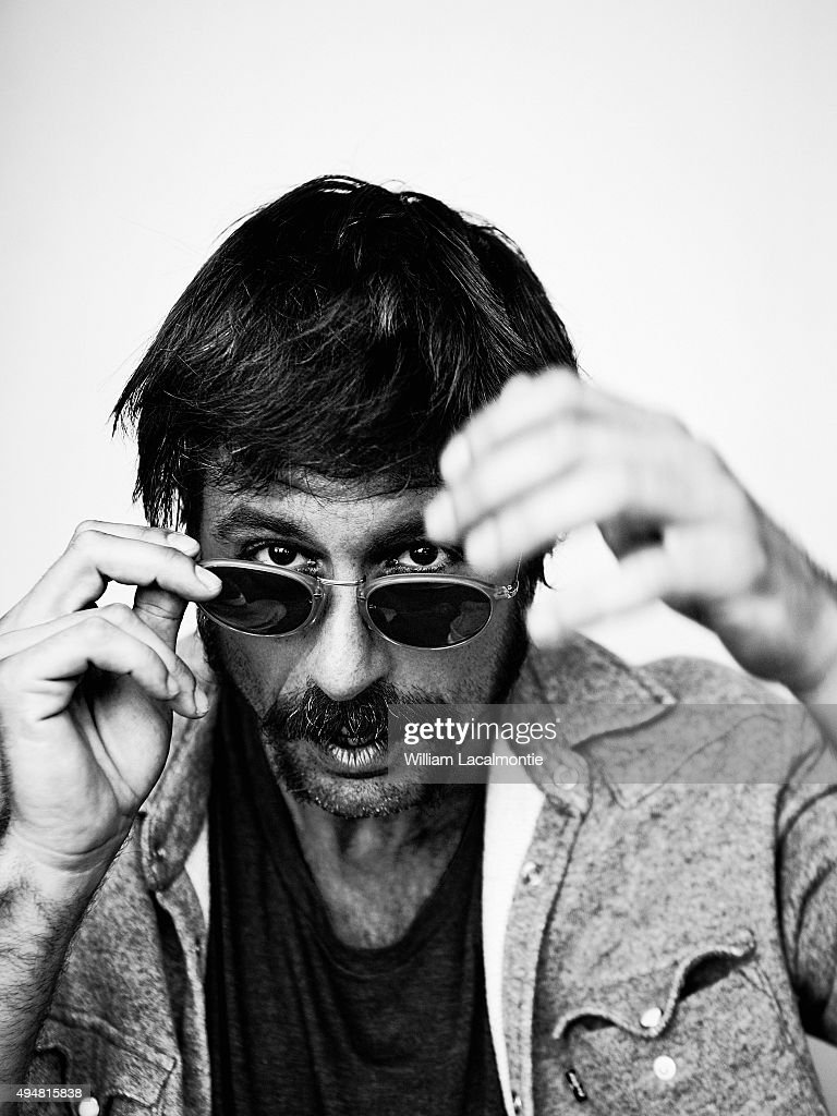 Actor Hugo Silva is photographed for Self Assignment on September 18, 2015 in San Sebastian, Spain.