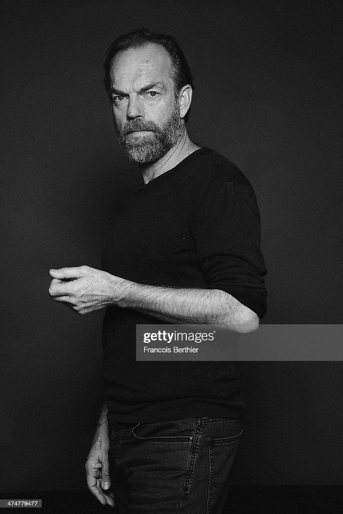 Hugo Weaving, Self Assignment, February 2014