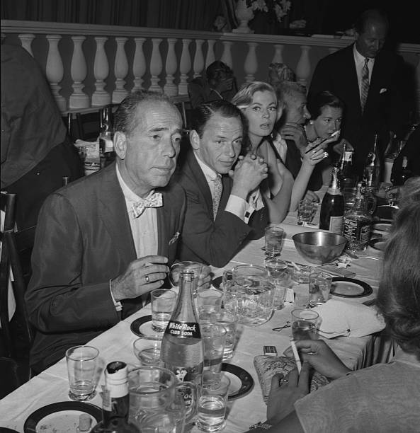 Frank Sinatra And Anita Ekberg