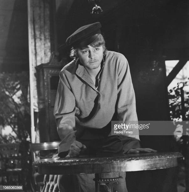 Actor Hywel Bennett in a scene from the television series 'The Idiot', January 5th 1966.