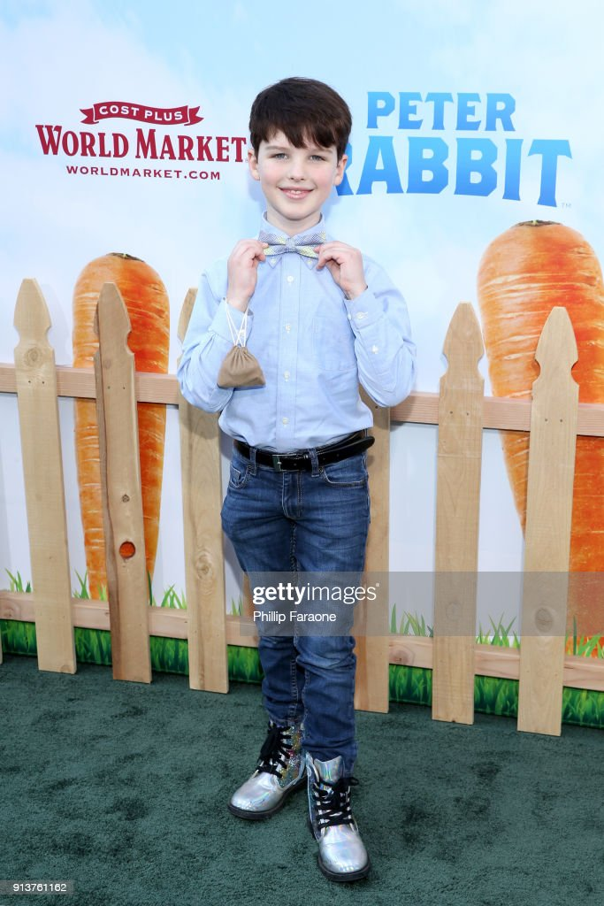 Peter Rabbit Movie Premiere Sponsored by Cost Plus World Market