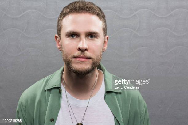 Actor Iain De Caestecker from 'Agents of SHIELD' is photographed for Los Angeles Times on July 21, 2018 in San Diego, California. PUBLISHED IMAGE....