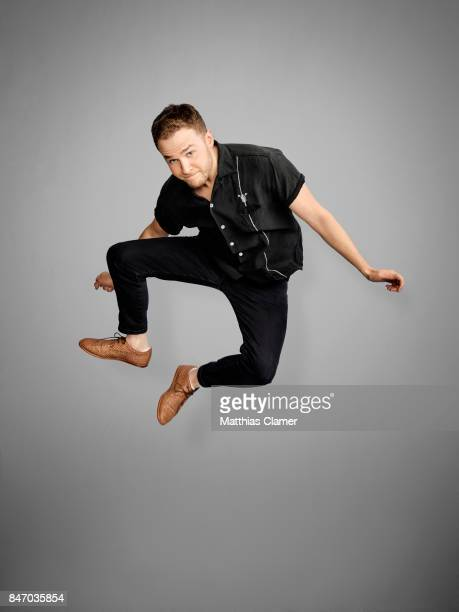 Actor Iain De Caestecker from 'Marvel's Agents of SHIELD' is photographed for Entertainment Weekly Magazine on July 23 2016 at Comic Con in the Hard...