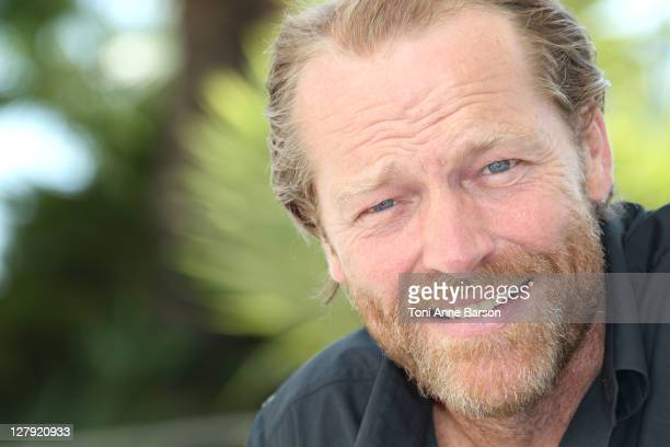 Actor Iain Glen attends 'Jack Taylor' photocall as part of MIPCOM 2011 at Hotel Majestic on October 3, 2011 in Cannes, France.