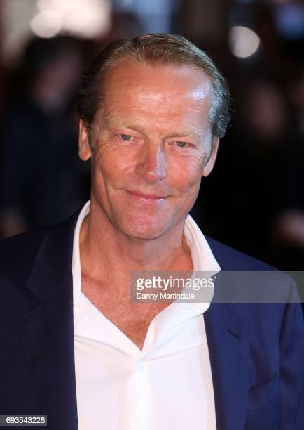 Actor Iain Glen attends the World Premiere of 'My Cousin Rachel' at Picturehouse Central on June 7 2017 in London England