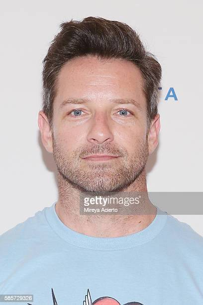 Actor Ian Bohen attends the 7th Annual LifeRide for amfAR at Kiehl's Since 1851 Flagship Store on August 3 2016 in New York City