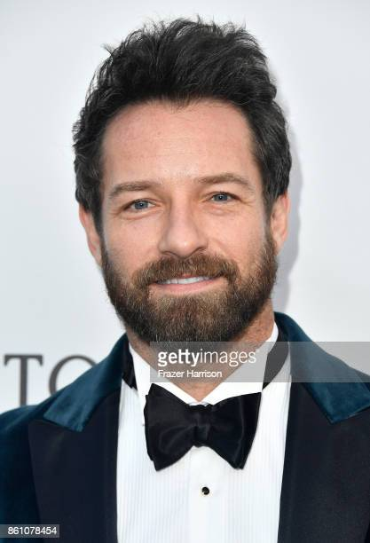Actor Ian Bohen attends the amfAR Gala at Ron Burkle's Green Acres Estate on October 13 2017 in Beverly Hills California