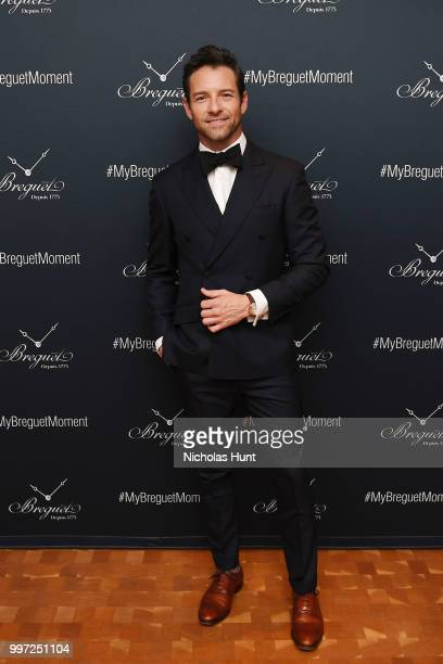 """Actor Ian Bohen attends the Breguet """"Classic Tour"""" at Carnegie Hall on July 12, 2018 in New York City."""