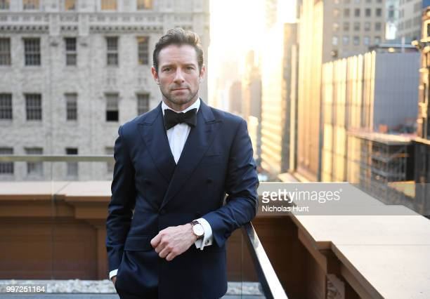 Actor Ian Bohen attends the Breguet Classic Tour at Carnegie Hall on July 12 2018 in New York City