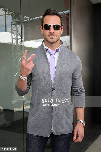 Actor Ian Bohen attends the John Varvatos 11th Annual Stuart House Benefit at John Varvatos Boutique on April 13 2014 in West Hollywood California