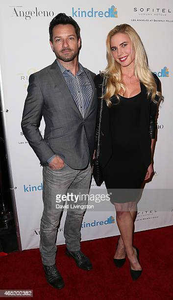 Actor Ian Bohen attends the Kindred Foundation for Adoption inaugural fundraiser at Riviera 31 on March 3 2015 in Beverly Hills California