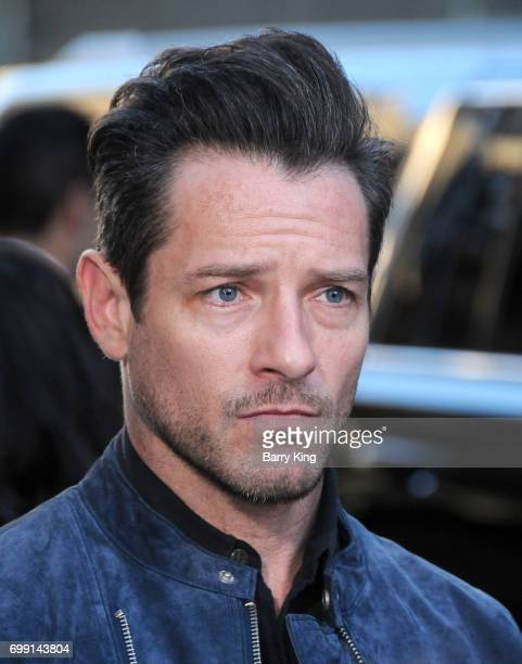 Actor Ian Bohen attends the Premiere of AMC's 'Preacher' Season 2 at The Theatre at Ace Hotel on June 20 2017 in Los Angeles California