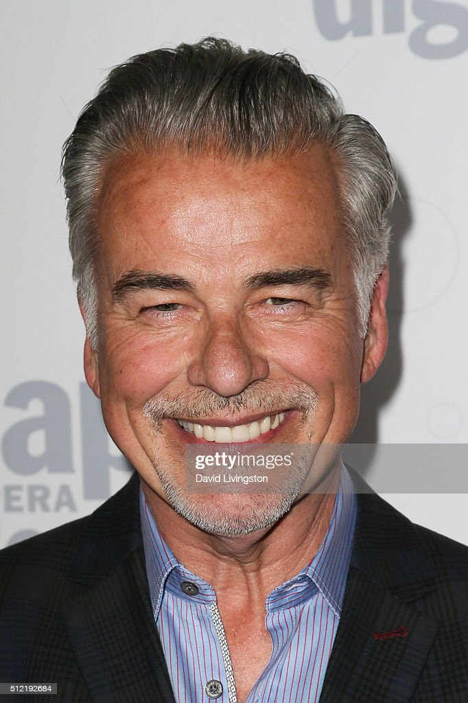 Actor Ian Buchanan arrives at the 40th Anniversary of the Soap Opera Digest at The Argyle on February 24, 2016 in Hollywood, California.