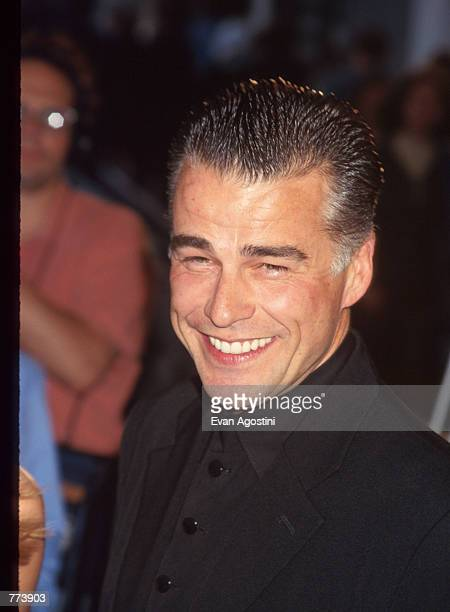 Actor Ian Buchanan attends the 7th Annual Soap Opera Update Awards September 29 1996 in New York City Soap Opera Update is one of America's most...