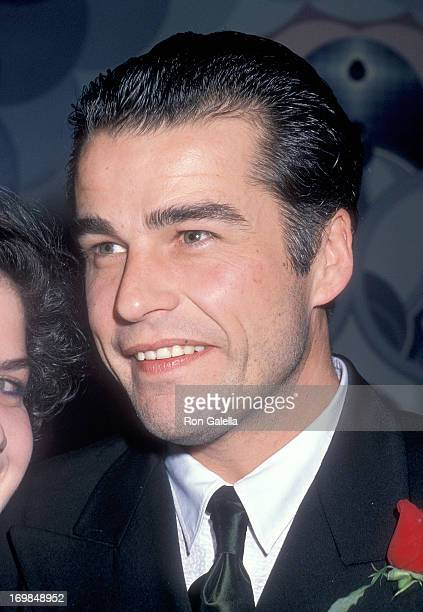 Actor Ian Buchanan attends the Fourth Annual Women in Film Festival Opening Night 'Madame Sousatzka' Screening on October 12 1988 at the Beverly...