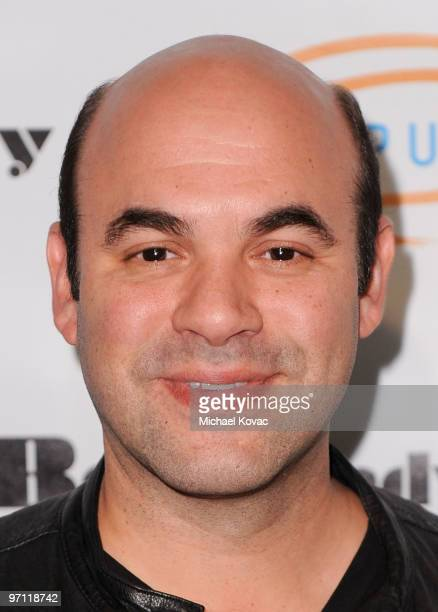 Actor Ian Gomez arrives at the Get Lucky For Lupus Fundraiser at Andaz Hotel on February 25 2010 in West Hollywood California
