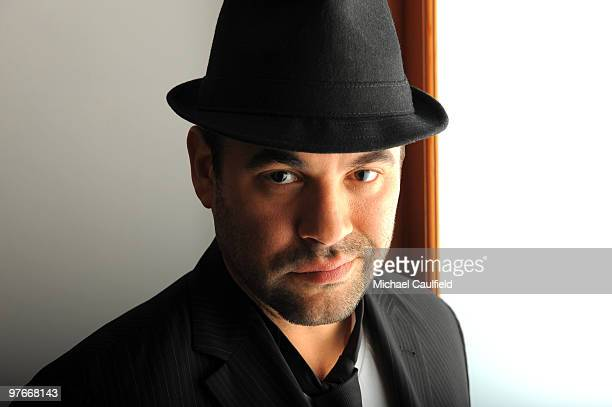 Actor Ian Gomez poses for a portrait on January 6 2010 in Los Angeles California