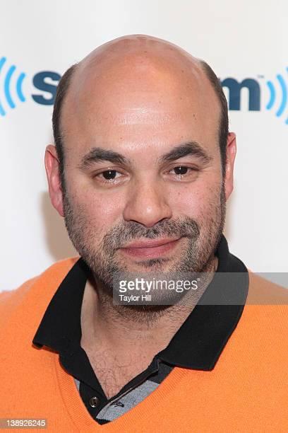 Actor Ian Gomez visits SiriusXM Studio on February 13 2012 in New York City
