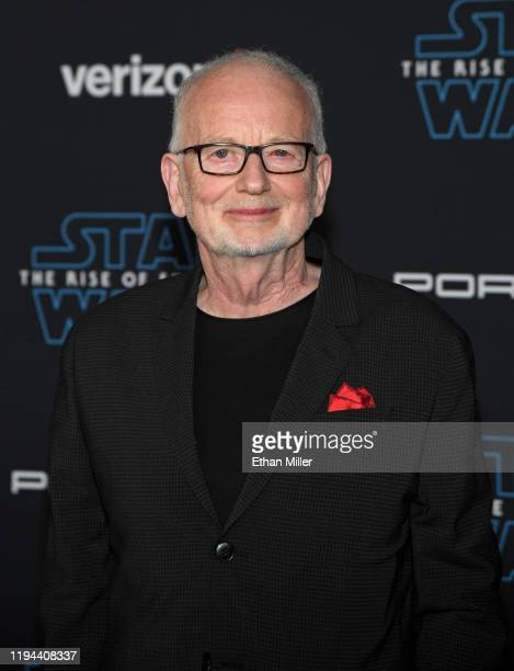 """Actor Ian McDiarmid attends the premiere of Disney's """"Star Wars: The Rise of Skywalker"""" on December 16, 2019 in Hollywood, California."""