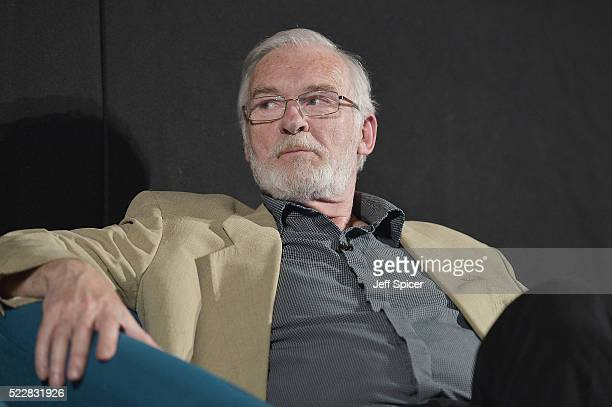 Actor Ian McElhinney during Game of Thrones From Page to Screen part of Advertising Week Europe 2016 day 4 at Picturehouse Central on April 21 2016...