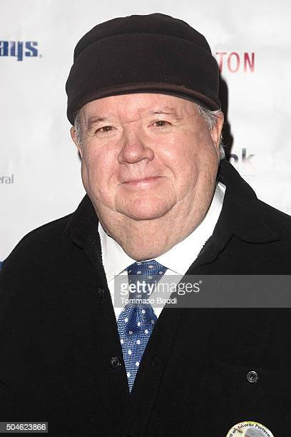 Actor Ian McNeice attends the premiere of KCET's Doc Martin Season 7 held at The British Residence on January 11 2016 in Los Angeles California
