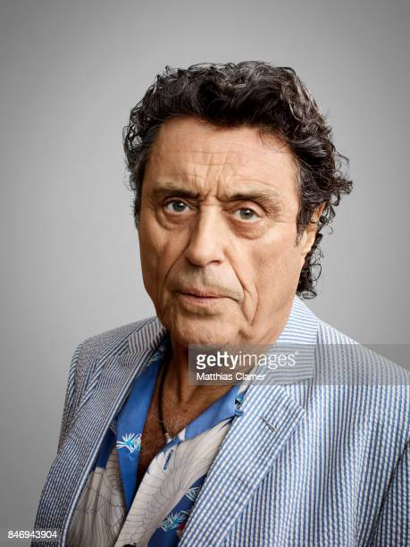 Actor Ian McShane from 'American Gods' is photographed for Entertainment Weekly Magazine on July 22 2016 at Comic Con in the Hard Rock Hotel in San...