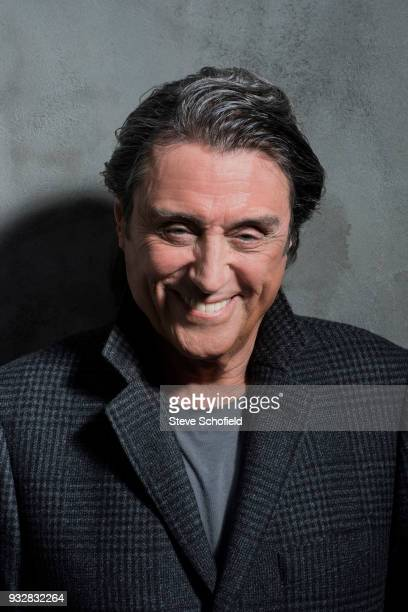 Actor Ian McShane is photographed for Empire magazine on February 2 2017 in Los Angeles California