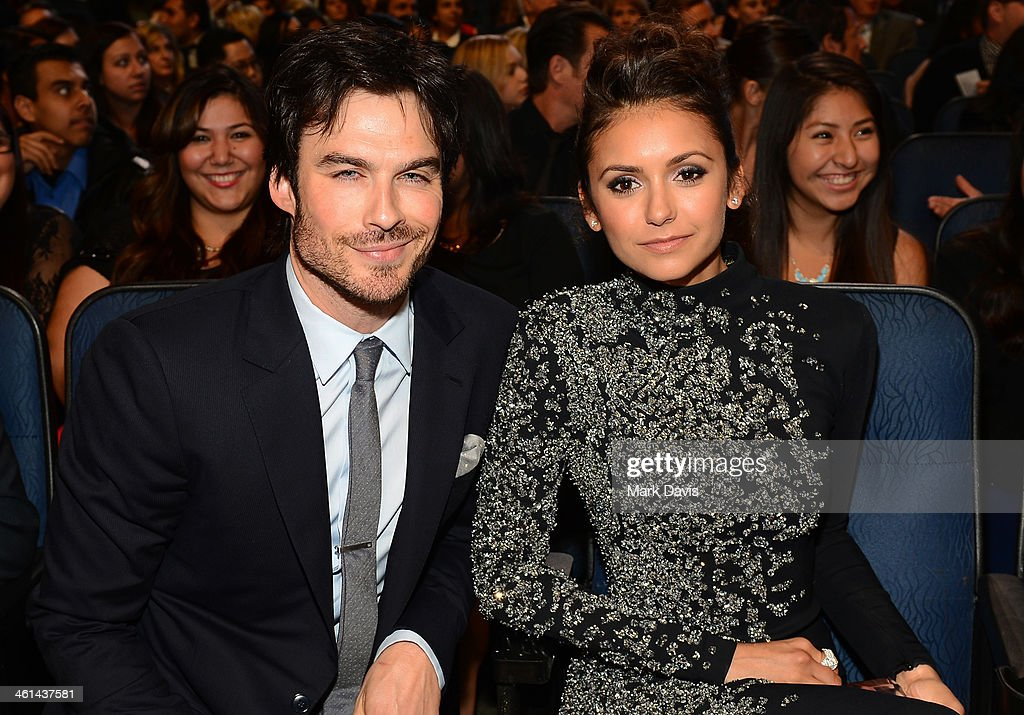 The 40th Annual People's Choice Awards - Backstage And Audience : News Photo