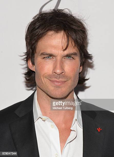 Actor Ian Somerhalder attends The Humane Society Of The United States' To The Rescue Gala at Paramount Studios on May 7 2016 in Hollywood California