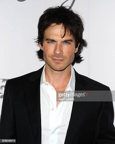 Actor Ian Somerhalder attends The Humane Society of The United States' To The Rescue gala at Paramount Studios on May 07 2016 in Hollywood California