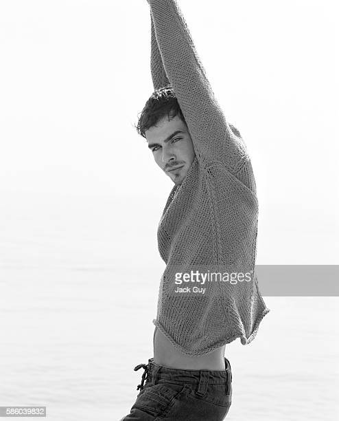 Actor Ian Somerhalder is photographed for People Magazine in 2002 in Los Angeles California