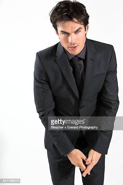 Ian Somerhalder, Prestige Magazine, April 2013