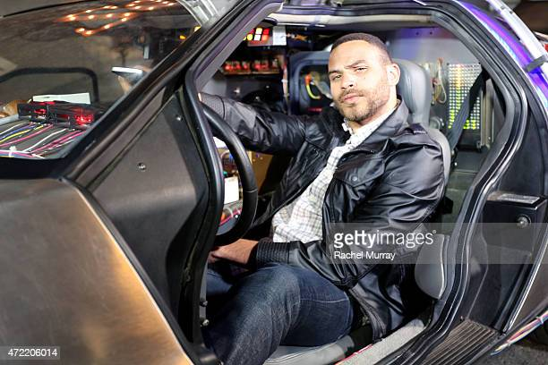Actor Ian Verdun attends an exclusive launch party introducing Zodiac Vodka to the California market hosted by Zodiac Vodka and Scooter Braun on May...