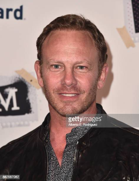 Actor Ian Ziering attends the premiere Of Orchard And Fine Brothers Entertainment's F*% The Prom at ArcLight Hollywood on November 29 2017 in...