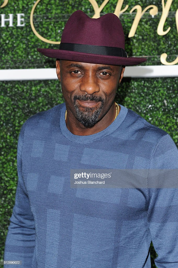 Actor Idris Elba attends Common's Toast to the Arts sponsored by Remy Martin at Ysabel on February 26, 2016 in West Hollywood, California.