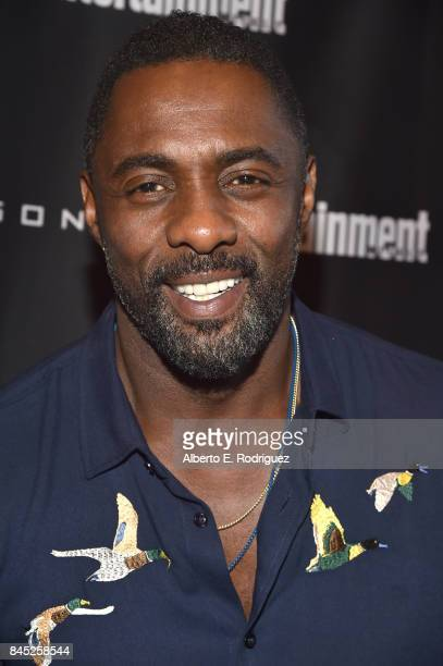 Actor Idris Elba attends Entertainment Weekly's Must List Party during the Toronto International Film Festival 2017 at the Thompson Hotel on...