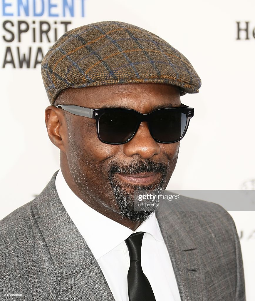 Actor Idris Elba attends the 2016 Film Independent Spirit Awards on ... 90d1dd12374
