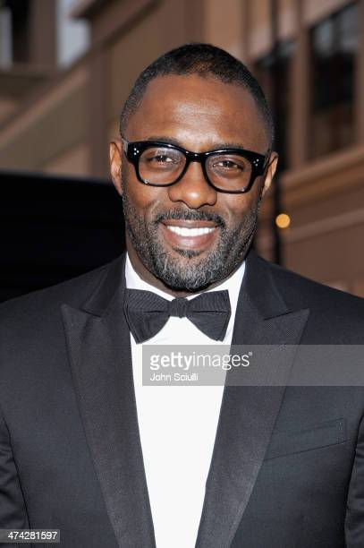 Actor Idris Elba attends the 45th NAACP Image Awards presented by TV One at Pasadena Civic Auditorium on February 22 2014 in Pasadena California