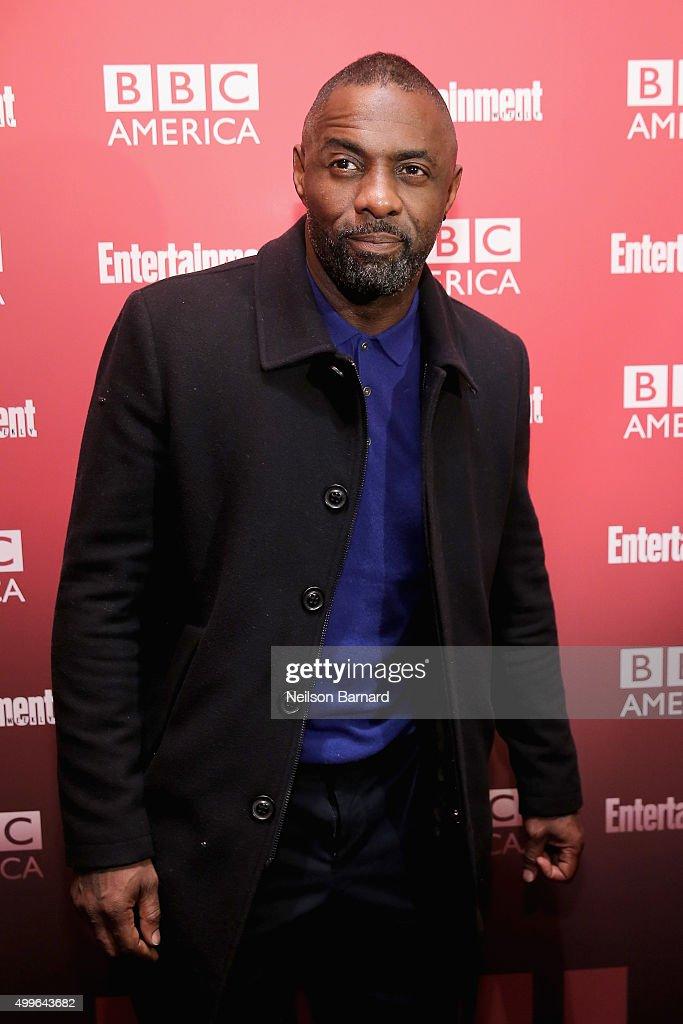 "BBC America's ""Luther"" Screening - Red Carpet"