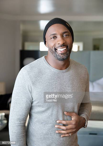 Actor Idris Elba is photographed for USA Today on December 4 2015 in New York City PUBLISHED IMAGE