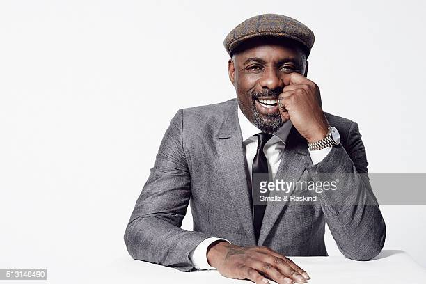 Actor Idris Elba poses for a portrait at the 2016 Film Independent Spirit Awards on February 27 2016 in Santa Monica California