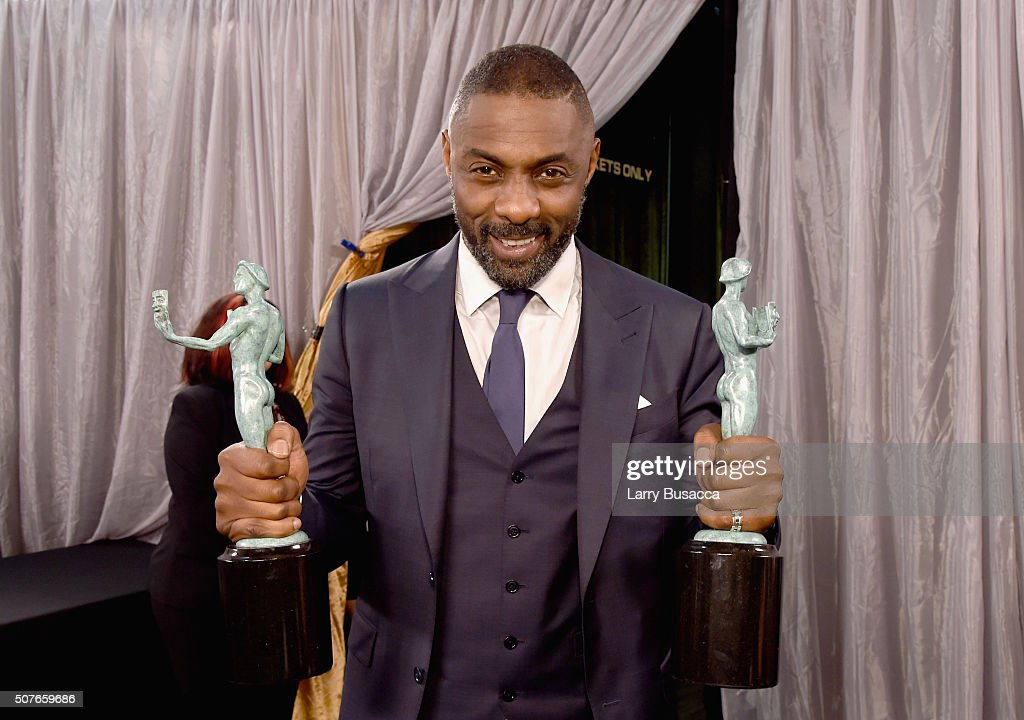 The 22nd Annual Screen Actors Guild Awards - Trophy Room