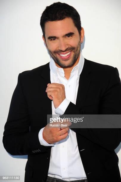 Actor Ignacio Serricchio poses for a portrait on March 7 2018 in Santa Monica California